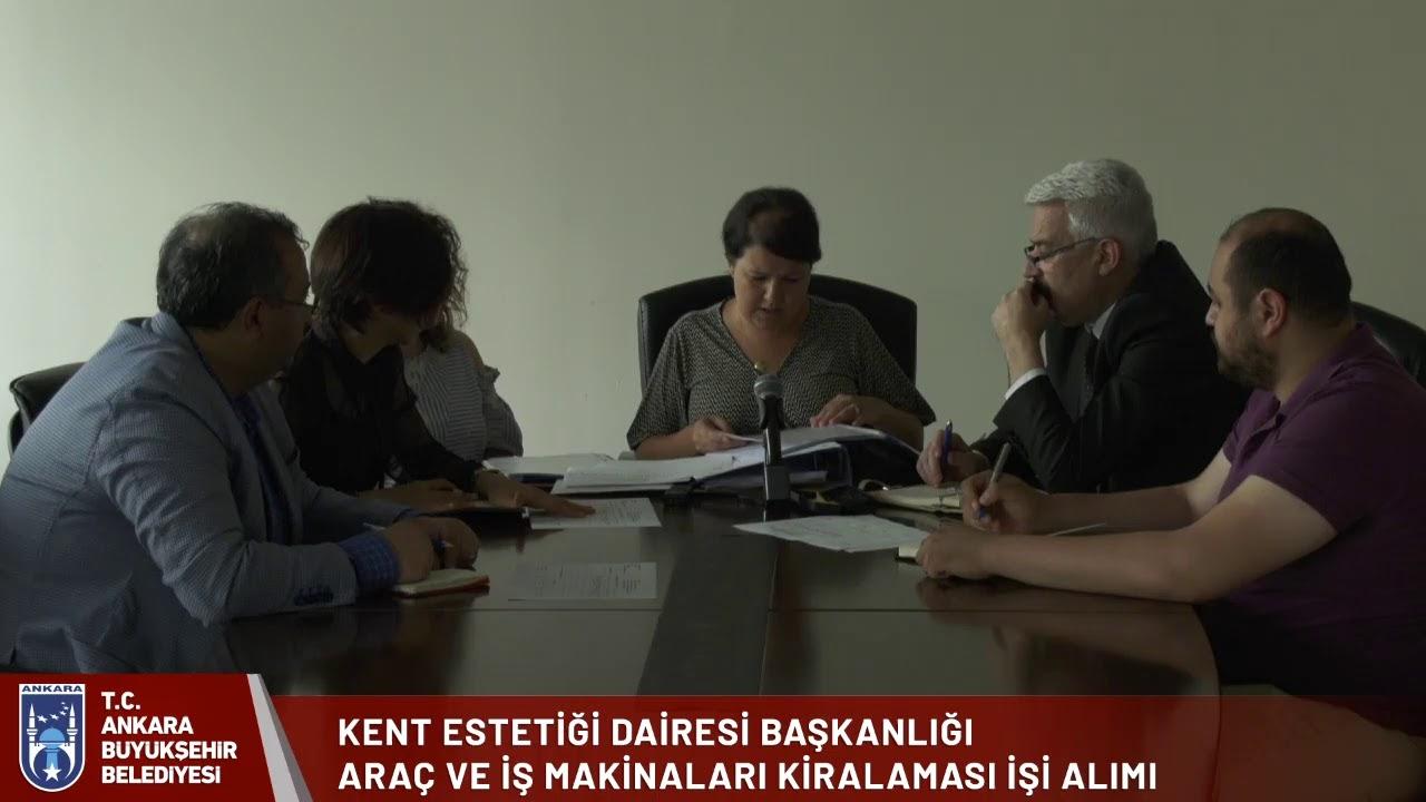 Ankara Büyükşehir Belediyesi Kent Estetiği Dairesi Başkanlığı