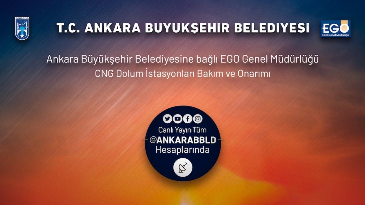 EGO Genel Müdürlüğü CNG Dolum İstasyonları Bakım ve Onarımı