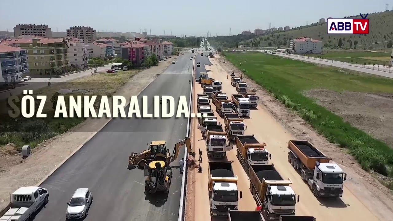 """YENİKENT BULVARI"" SÖZ ANKARALIDA"