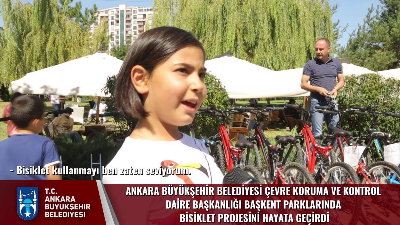 BAŞKENT'TE PEDAL SESLERİ YÜKSELİYOR