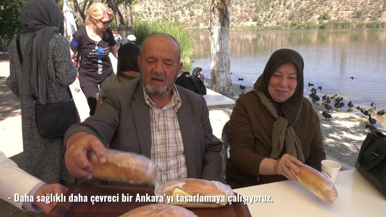 ANKARA BÜYÜKŞEHİR BELEDİYESİ ''AVRUPA HAREKETLİLİK HAFTASI''