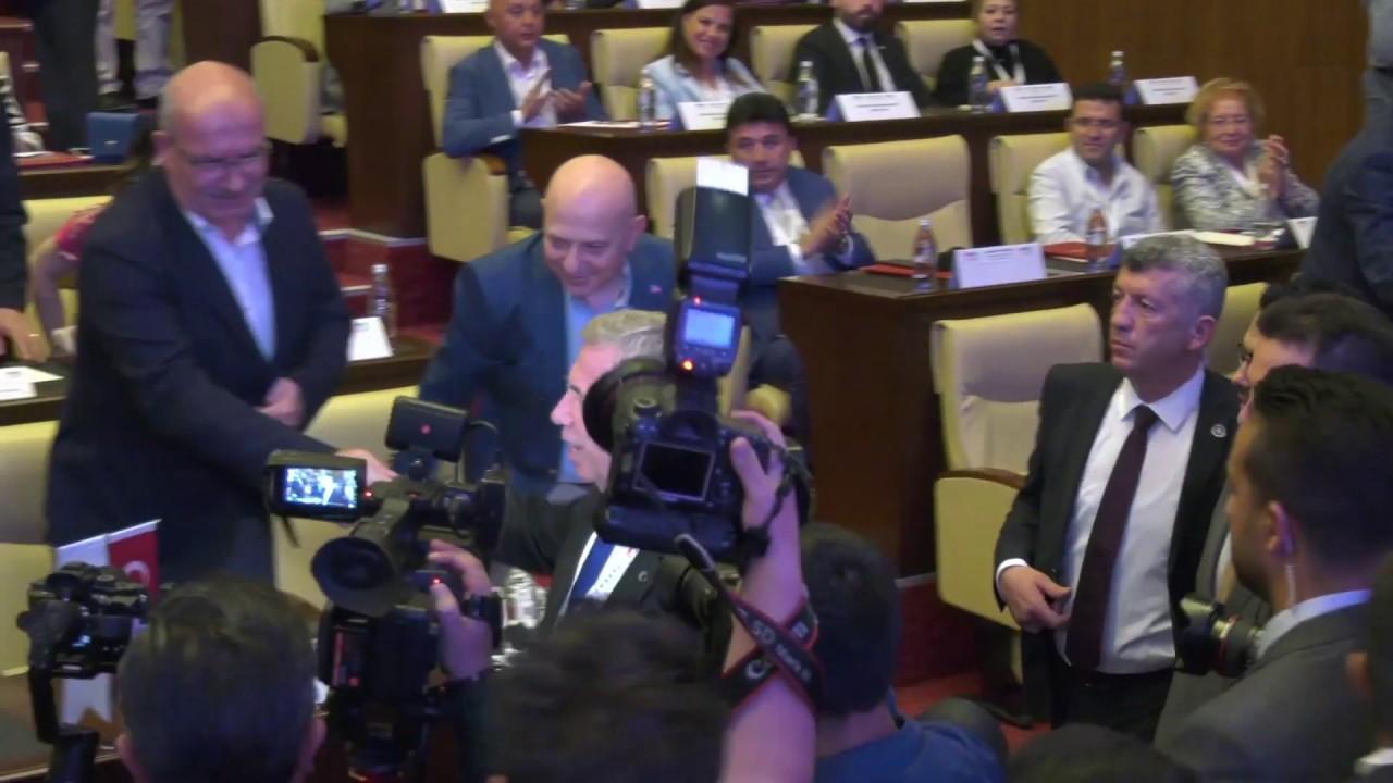 Ankara Kent Konseyi Genel Kurulu Toplantısı