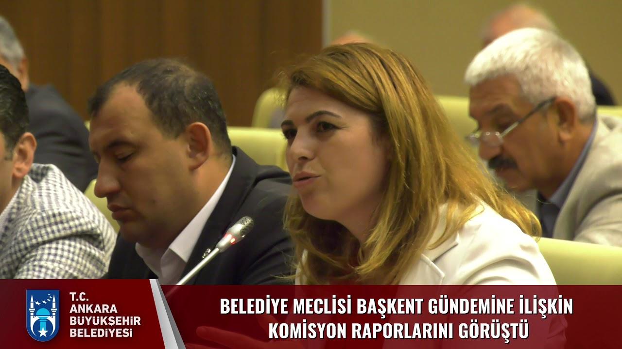 Büyükşehir Belediyesi meclis toplantısı Haziran ayı meclis toplantısı 2. oturum