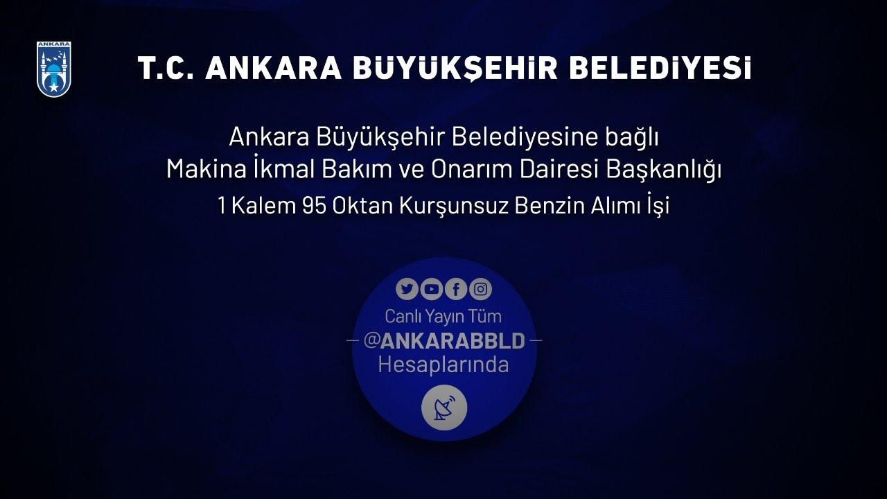 T.C Ankara Büyükşehir Belediyesi Makina İkmal Bakım ve Onarım Dairesi Başkanlığı