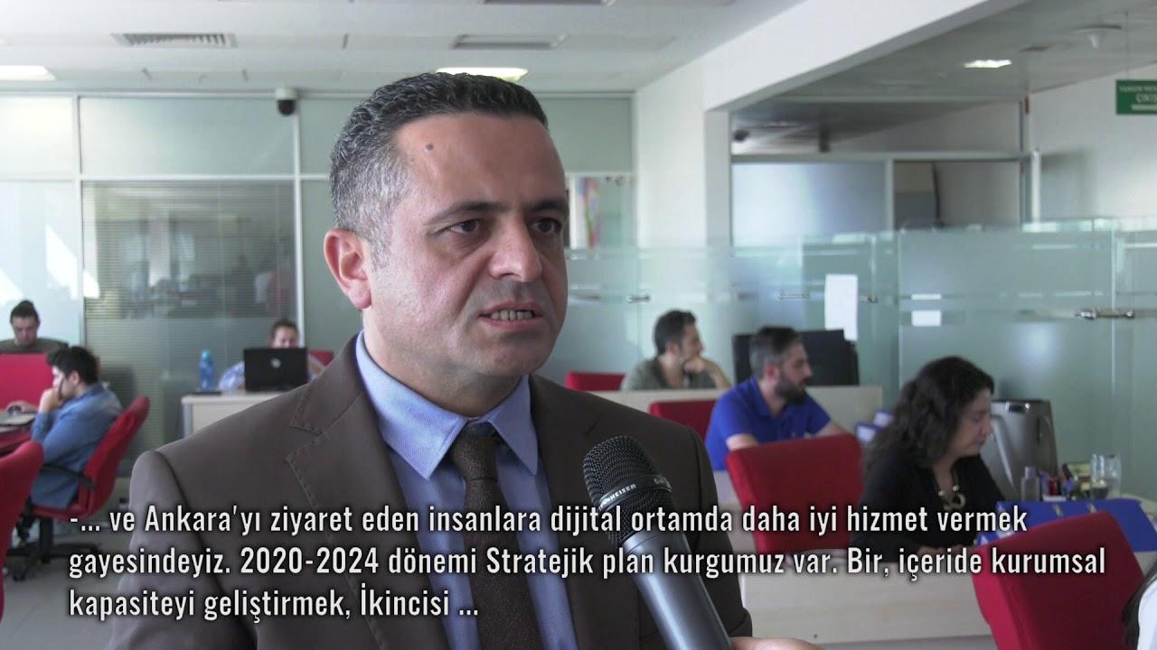 Ankara Dijital Dönüşümün Başkenti Olacak