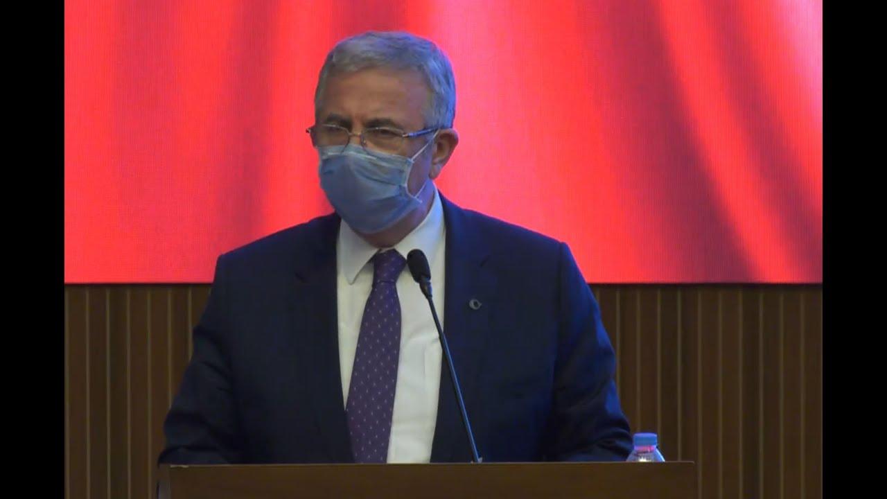T.C. Ankara Büyükşehir Belediyesi Temmuz Ayı Olağan Meclis Toplantısı 5.Oturum (2. Bölüm)