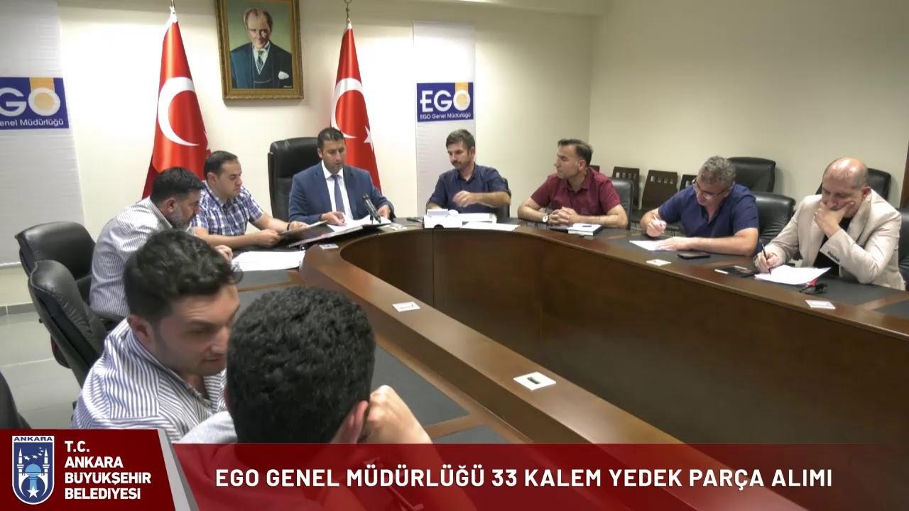 Ankara Büyükşehir Belediyesi EGO Genel Müdürlüğü