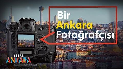 BİR ANKARA FOTOĞRAFÇISI   HAMİT YALÇIN