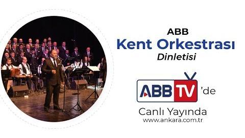 Kent Orkestrası Dinletisi