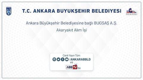 BUGSAŞ A.Ş. AKARYAKIT ALIM İŞİ