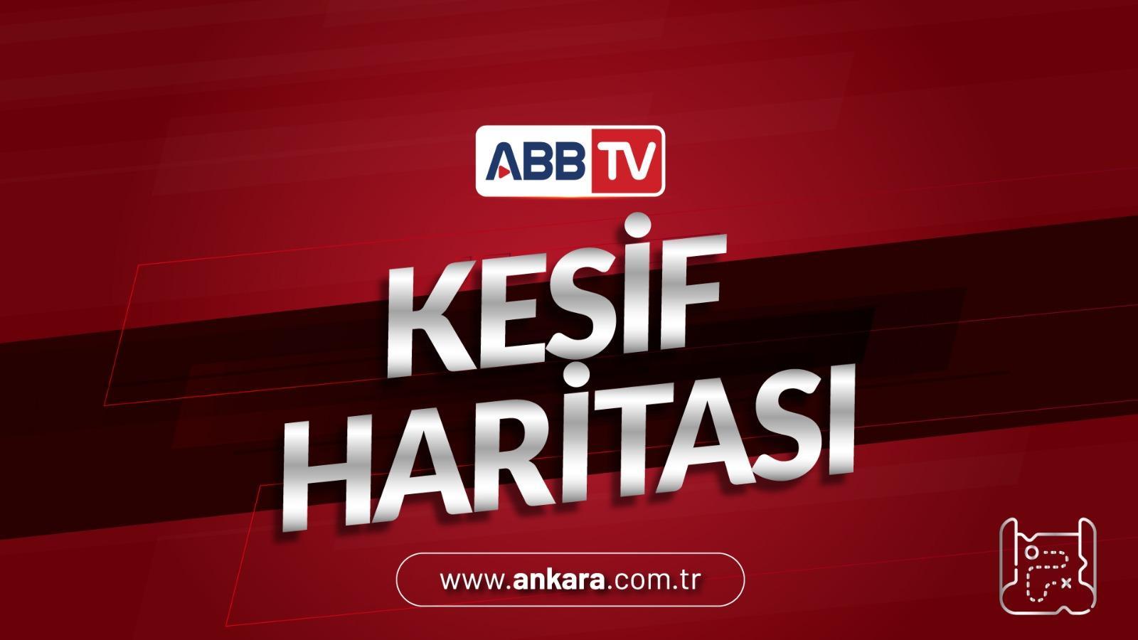 Keşif Haritası/Ankara Kalesi 1. Bölüm