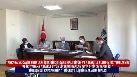 BELKO - SATHİ KAPLAMA 1. BÖLGE MAL ALIM İHALESİ