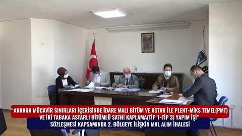BELKO - SATHİ KAPLAMA 2. BÖLGE MAL ALIM İHALESİ