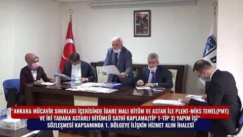 BELKO - SATHİ KAPLAMA 1. BÖLGE HİZMET ALIM İHALESİ