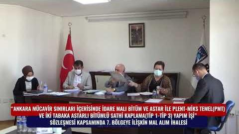 BELKO - SATHİ KAPLAMA 7. BÖLGE MAL ALIM İHALESİ