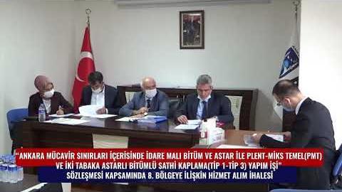 BELKO - SATHİ KAPLAMA 8.BÖLGE HİZMET ALIM İHALESİ