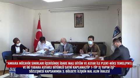 BELKO - SATHİ KAPLAMA 3. BÖLGE MAL ALIM İHALESİ