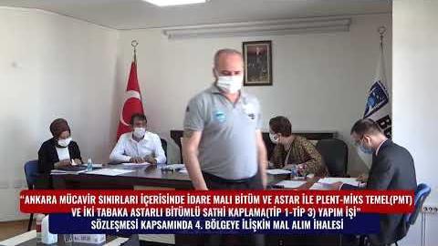 BELKO - SATHİ KAPLAMA 4. BÖLGE MAL ALIM İHALESİ