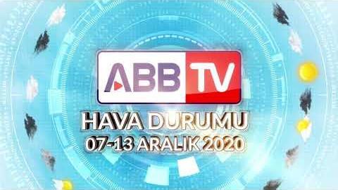 ANKARA HAFTALIK HAVA DURUMU - 07/13 ARALIK 2020