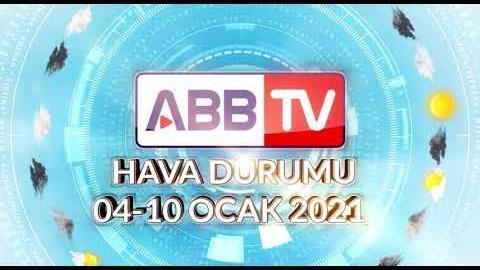 ANKARA HAFTALIK HAVA DURUMU - 04/10 OCAK 2021