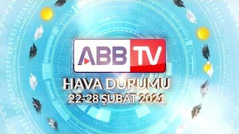 ANKARA HAFTALIK HAVA DURUMU - 22/28 ŞUBAT 2021