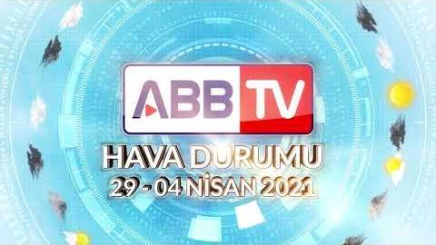 ANKARA HAFTALIK HAVA DURUMU / 29 MART - 04 NİSAN 2021