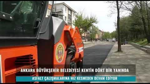 Altındağ ve Yenimahalle'de, Ankara'nın dört bir köşesinde #Büyükşehirİşbaşında