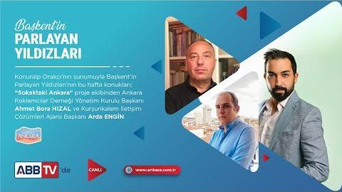 Başkent'in Parlayan Yıldızları 39. Bölüm (Ahmet Bora HIZAL - Arda ENGİN)