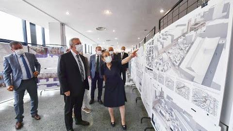 """""""Ulus Modern ve Kültür Sanat Merkezi Ulusal Mimari Proje Yarışması"""" sonuçlandı."""