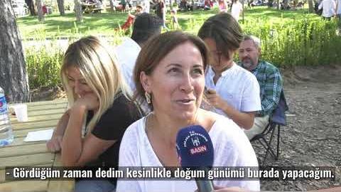 GAZİ PARK SİZLERİ BEKLİYOR