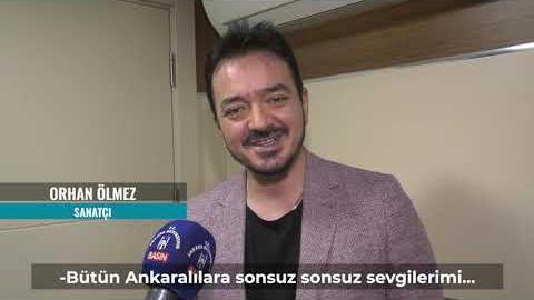 KEÇİÖREN'DE  @Orhan Ölmez  RÜZGARI