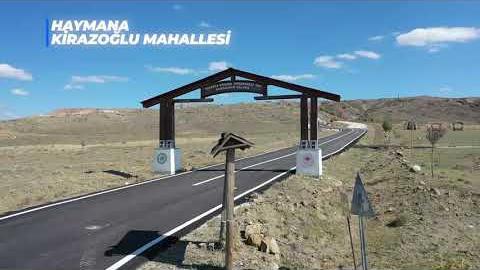 Çankaya, Mamak, Pursaklar, Haymana'da Başkent yollarını ilmek ilmek yeniliyoruz.