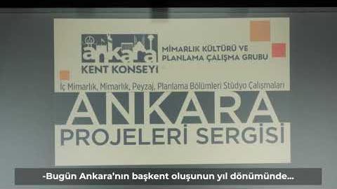 Ankara'nın başkent oluşunun 98. yıl dönümü coşkuyla kutlandı.