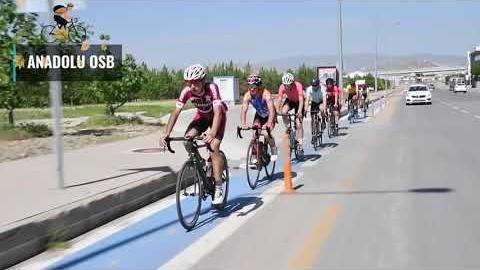 Kent genelinde 53.6 km'lik bisiklet yolunu  tamamlamak için ihaleyi yaptık çalışmalara başladık.